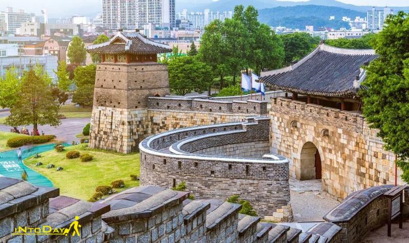 دیدنی های شهر سوون کره جنوبی