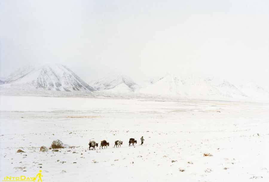 دریاچه چاق ماق تین افغانستان
