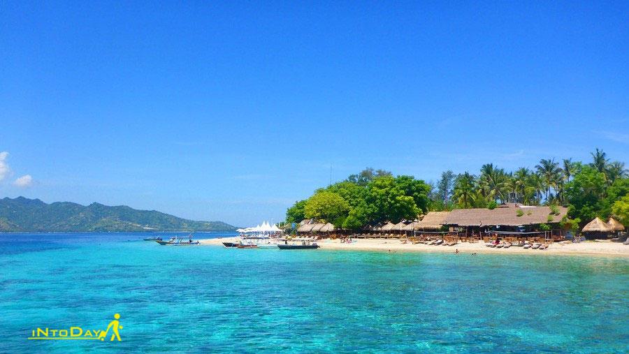جزایر گیلی از دیدنی های نزدیک بالی