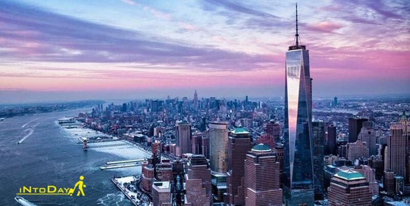 مرکز تجارت جهانی شماره یک نیویورک