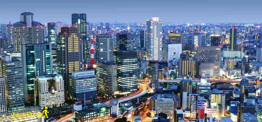 اوساکا ژاپن