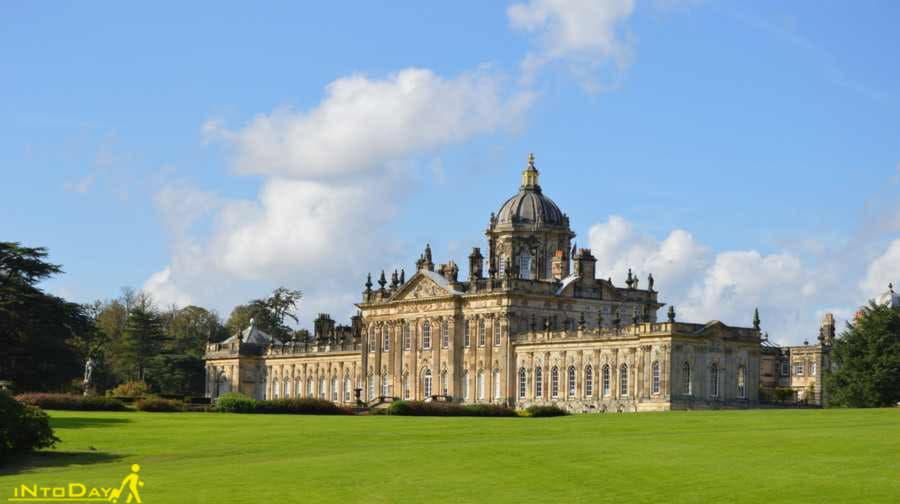 عکس قصر هاوارد انگلیس