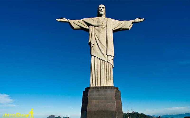 معماری مجسمه مسیح
