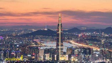 بهترین جاهای دیدنی کره جنوبی