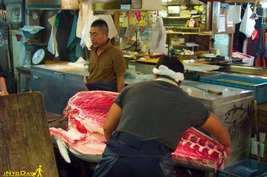 بزرگترین بازار ماهی فروشی دنیا