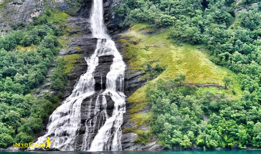آبشارهای خلیج گیرانگرفیور