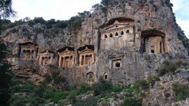 مقبره پادشاهان کائونس دالیان