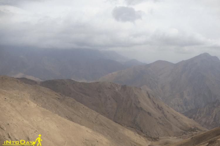 قله های دره هملون