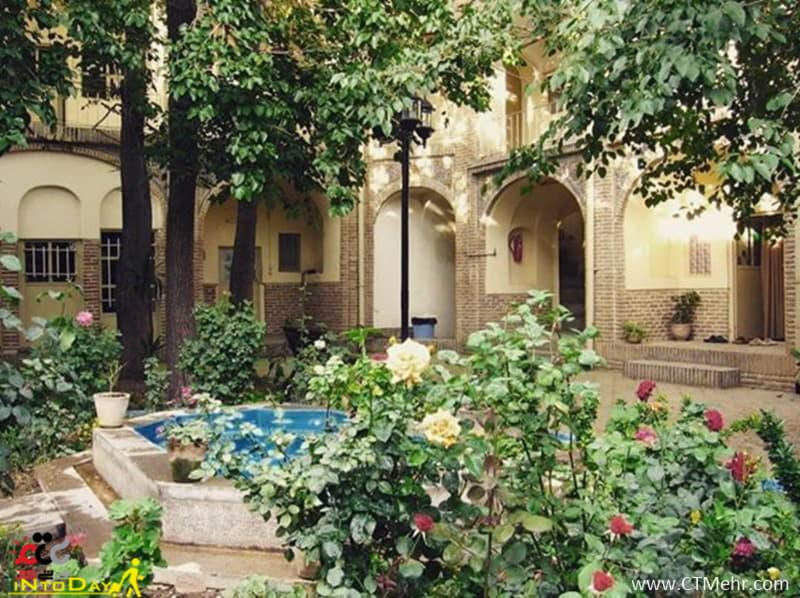 مدرسه معمارباشی تهران