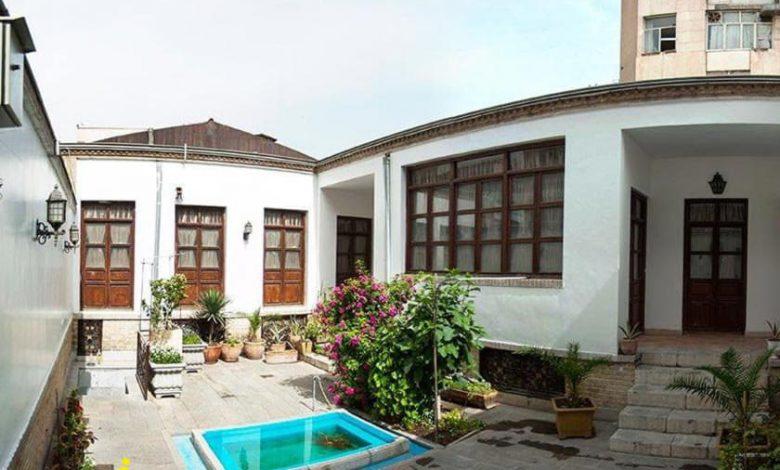 آدرس خانه موزه ابوالحسن صبا تهران