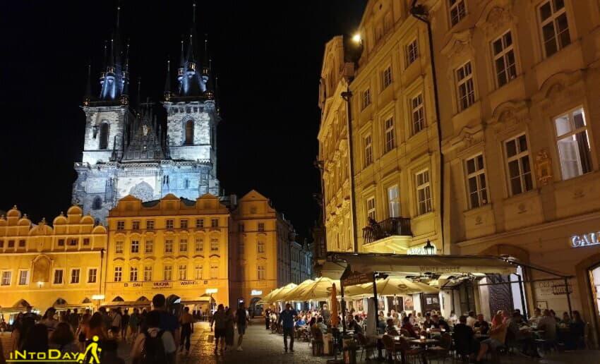 دیدنی های شهر قدیم پراگ