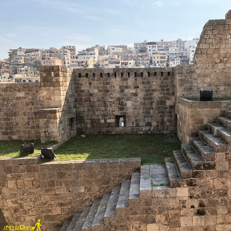 قلعه سن جیل طرابلس