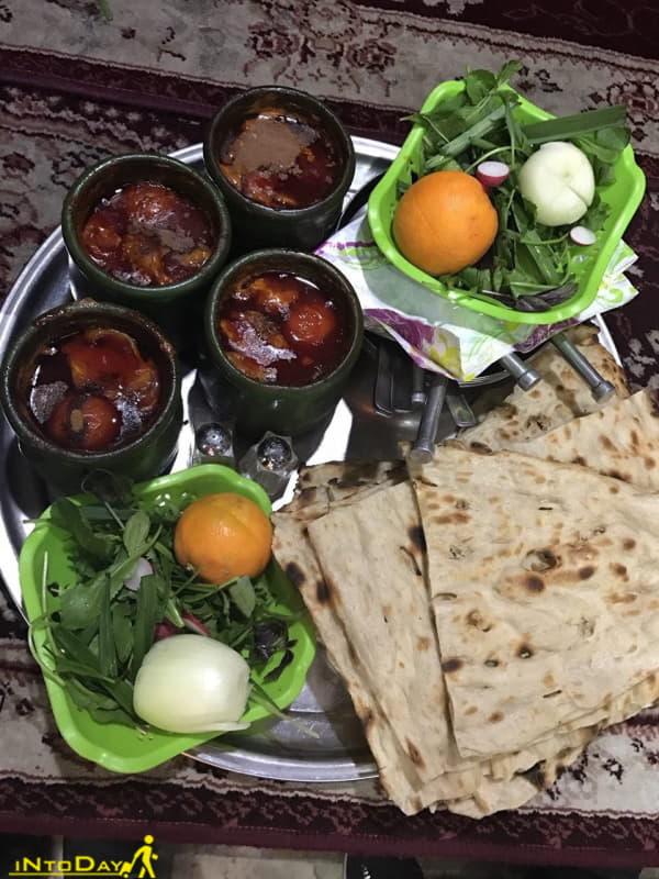 رستوران طهرون قدیم عودلاجان