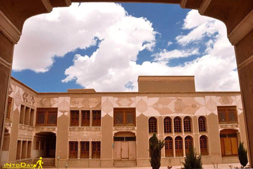 معماری عمارت موسی خانی