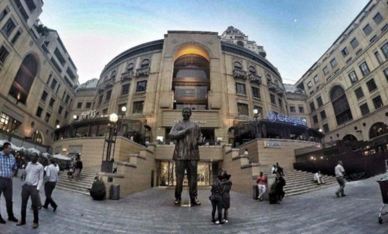 میدان نلسون ماندلا ژوهانسبورگ