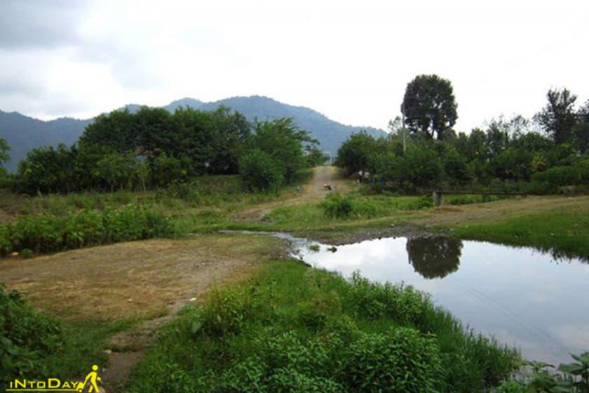 رودخانه پلنگ ور گیلان