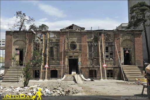 تاریخچه خانه ظهیرالاسلام