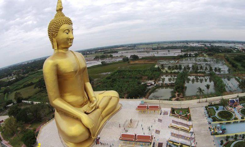 بودای 92 متری در موانگ تایلند