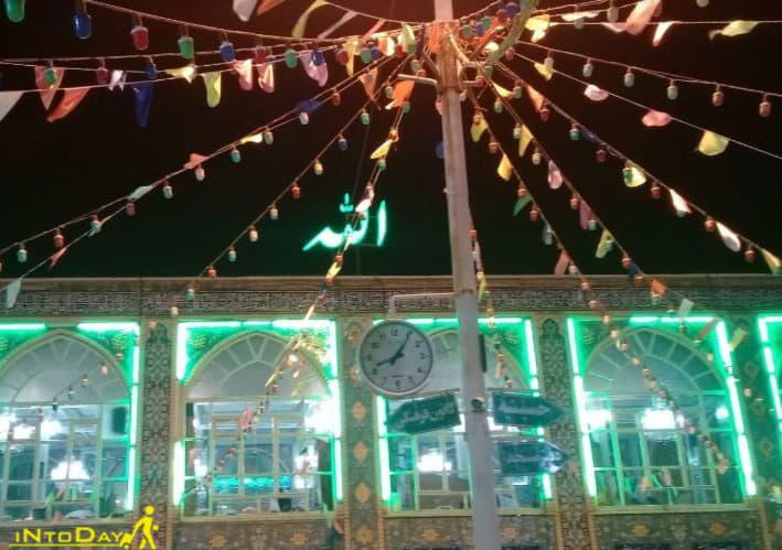 مسجد سیدها اراک