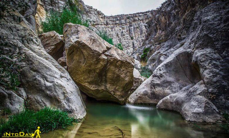 طبیعت روستای درکش خراسان شمالی