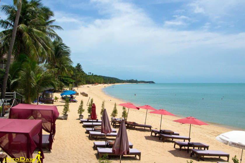 تصاویر ساحل مائنام سامویی