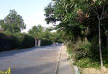عکس خیابان پامچال اراک