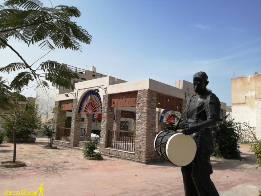 بافت قدیم بوشهر
