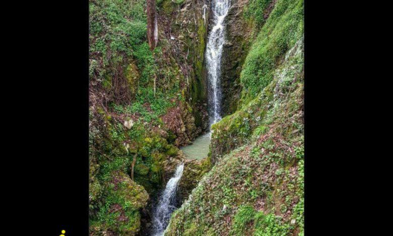 آبشار فرهاد جوی تنکابن