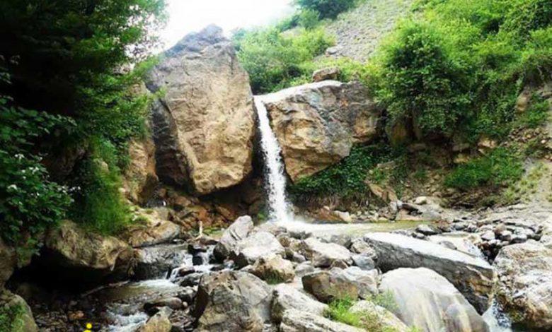 عکس آبشار کوشم ماسوله