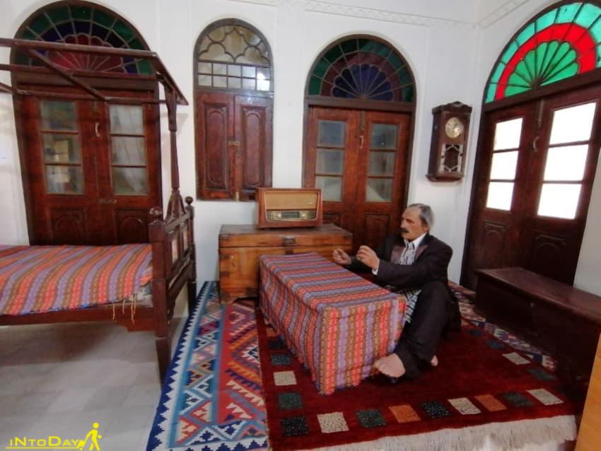 موزه مردم شناسی بوشهر