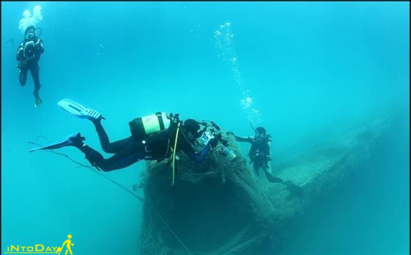 کشتی رافائل بوشهر امروز