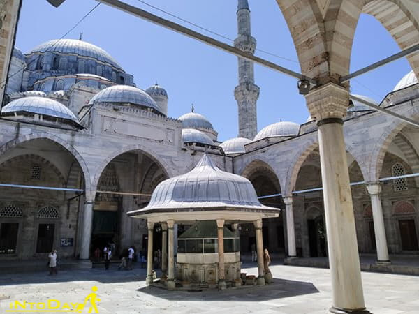 آدرس مسجد شاهزاده محمد استانبول