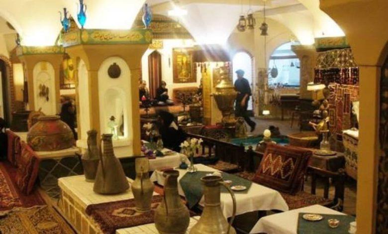 موزه حوضخانه هزار دستان مشهد