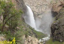آبشار تنگ زندان بروجن